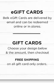 gift cards email belk gift cards check your gift card balance belk