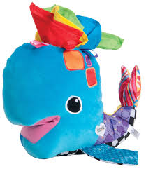 amazon com lamaze franky the hanky whale baby touch and feel