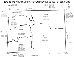 Meeker Colorado Map by Colorado Federal Scanner Frequencies And Radio Frequency Reference