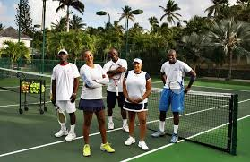 pro tennis u0026 squash center curtain bluff hotel antigua
