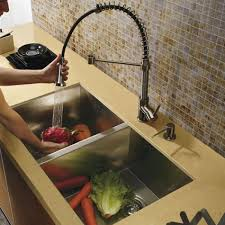 16 Gauge Kitchen Sink by Vigo Vg3219a 16 Gauge Stainless Steel Undermount 50 50 Double Bowl