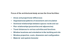 graphical methodologies to support pre and post occupancy