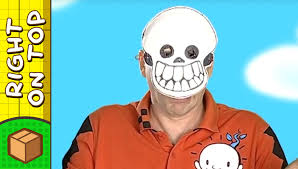 halloween crafts ideas for kids skull mask diy on boxyourself