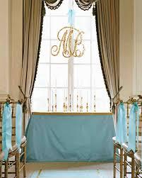 5 ways to use aqua and gold at your wedding martha stewart weddings