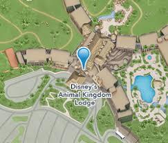 walt disney resort map disney s kingdom lodge walt disney resort