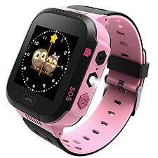children s gps tracking bracelet 1 44 inch touch kids gps tracker smart with sim calls