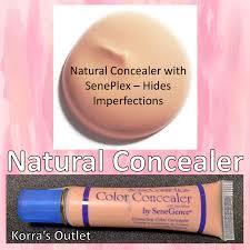 color concealer sensecosmetics by senegence corrective color concealer free