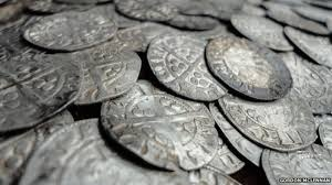 ayrshire treasure hunters uncover twynholm silver coins news