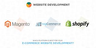 Magento B2b E Commerce Platform B2c E Commerce Magento Nopcommerce Or Shopify Which Platform Is Best For Your E