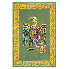 Celtic Area Rugs Area Rug For Birds Inspired By Celtic Perseverance