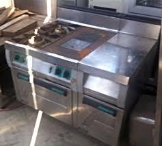 materiel de cuisine d occasion professionnel piano de cuisson falcon occasion piano de cuisson occasion with