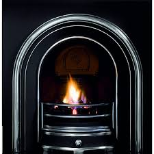 jubilee arched cast iron insert highlighted