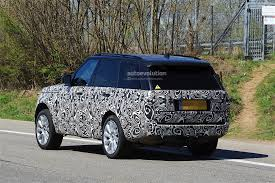 land rover classic lifted 2018 range rover facelift spied with updated interior autoevolution