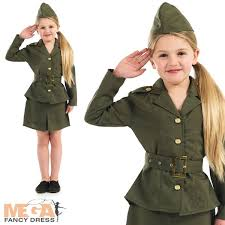 Boys Army Halloween Costume 25 1940s Fancy Dress Ideas 1950s Fancy