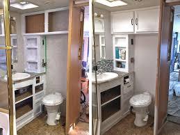 bathroom amazing rv bathroom cabinet artistic color decor
