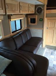 2011 used show hauler motorhome garage class a in new york ny