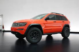 jeep camping gear jeep grand cherokee trailhawk ii concept photo gallery autoblog