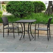 Square Bistro Table Square Bistro Table Set Foter