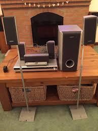 sony str ks1100 5 1 home cinema surround sound system with 2x