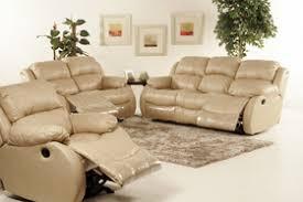ivory leather reclining sofa ivory leather sofa set avarii org home design best ideas