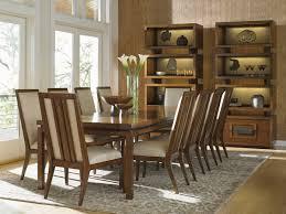island fusion marquesa rectangular dining table lexington home