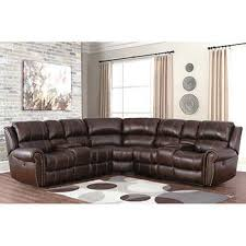 Sectional Recliner Sofas Leather Reclining Sectional Sofa Living Room Cintascorner Costco