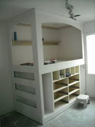 bedroom lovely custom craftsman mahogany materials bunk built in marvellous white built in beds with shelves with curved top design to decorate small boys white