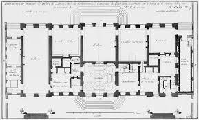 le petit trianon floor plans flor plan of the hôtel de lassay paris paris parisians