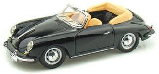 convertible porsche 356 bburago 1 24 porsche 356 b cabriolet diecast model car 1 24