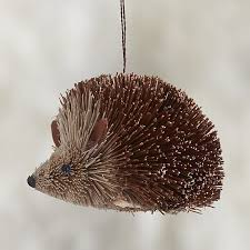 buri hedgehog ornament hedgehogs ornament and ornament tree
