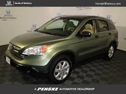 2009 used honda cr v 4wd 5dr ex at honda of danbury serving putnam