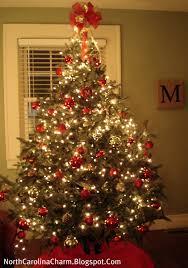 carolina charm o u0027 christmas tree