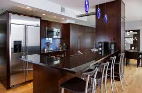 Basic Kitchen Cabinets by Kitchen Simple Basic Kitchen Design With Modern Cabinets Dark