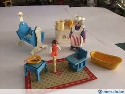 chambre de bébé playmobil chambre de bébé playmobil a vendre 2ememain be