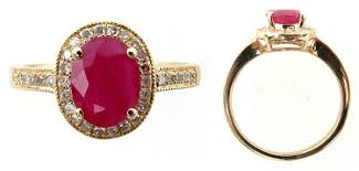 ruby engagement rings non traditional engagement rings what the ruby symbolizes the