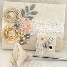 vintage wedding guest book the world s catalog of ideas