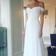cold shoulder wedding dress new york bridal market flair boston bridesmaid dresses bridal