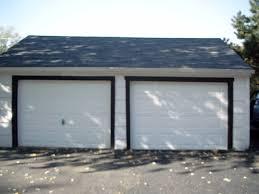 2 Door Garage by Steel Doors