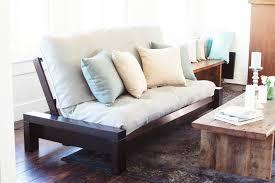solid rust futon cover the futon shop
