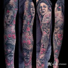 female tattoo arm sleeves body part arm sleeve tattoos archives md tattoo studio