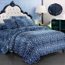 Leopard Bed Set Leopard Print Bedding Sweetest Slumber