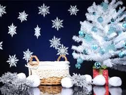 snow decoration let it snow christmas decoration ideas boldsky