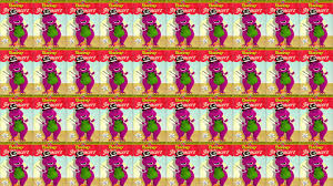Barney And Backyard Gang Barney Backyard Gang Barney In Concert Barney Wallpaper Tiled