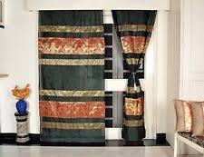 christmas curtains ebay