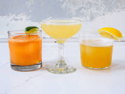 classic cocktail recipes with honey saveur