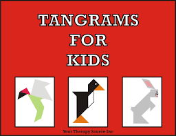 tangrams for kids your therapy source