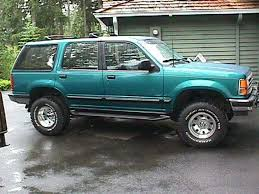 ford ranger with a lift kit lift kit installation ford explorer