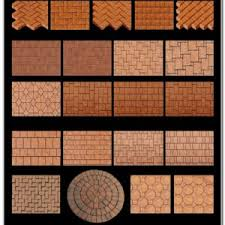 Brick Patterns For Patios Patio Paver Patterns Layout Paver Patio Designs These Would Also