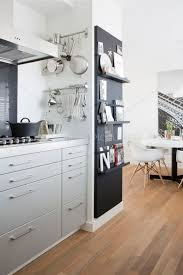 tableau noir cuisine idée relooking cuisine 10 idées de tableau noir dans sa cuisine