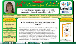 Resume For Teachers Job by Teacher Resume Writing Services Reviews